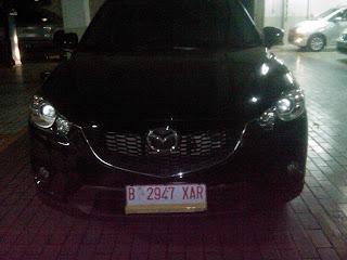 Pengiriman Mazda CX5 Provit Jakarta ke Sampit