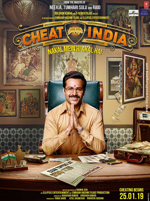 Why Cheat India 2019 Hindi Movie Pre-DVDRip 700Mb