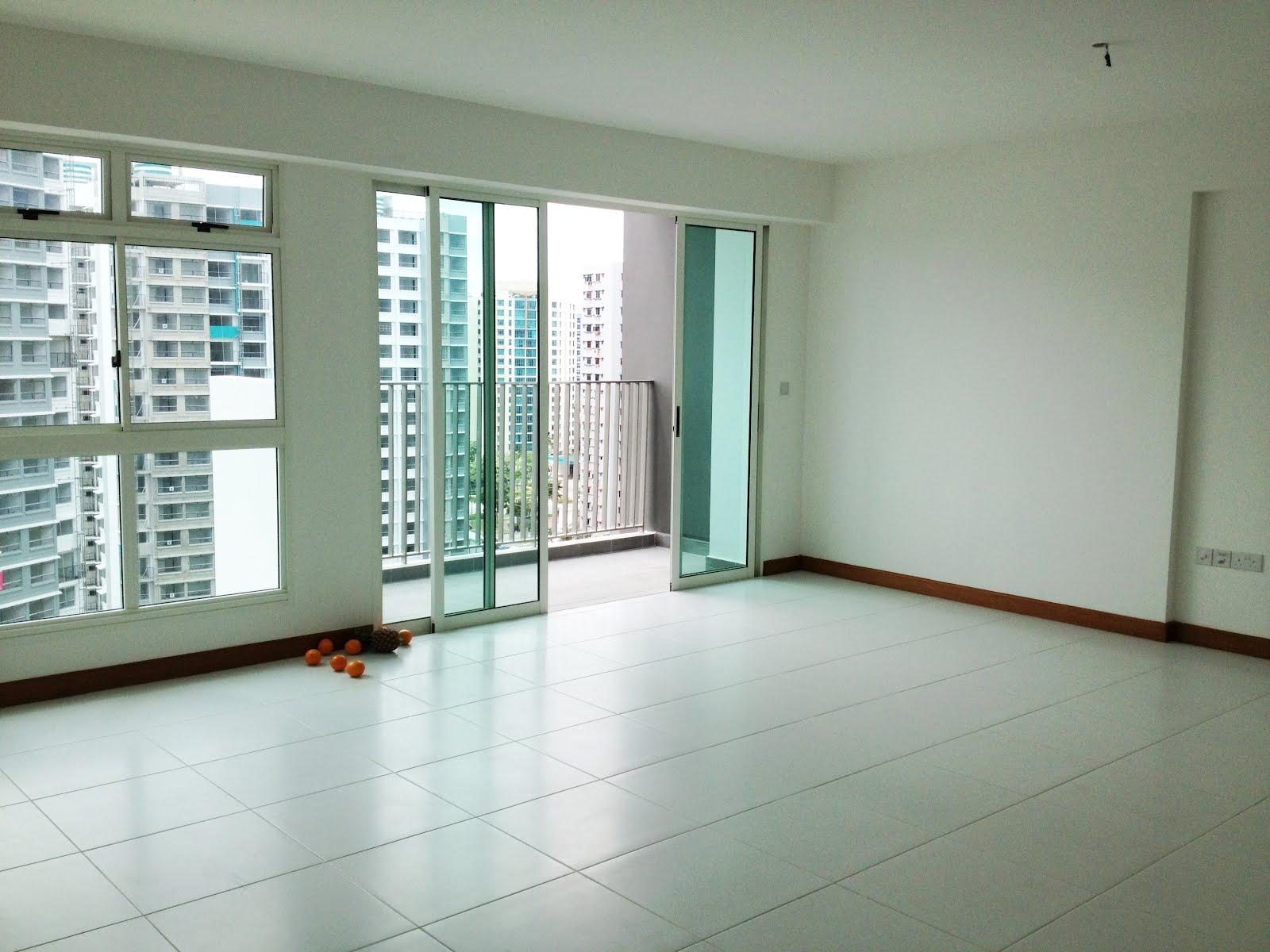 New flat 92