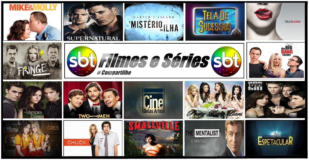 Filmes e séries do SBT