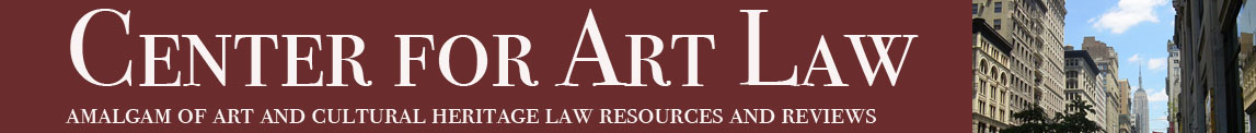 Center for Art Law