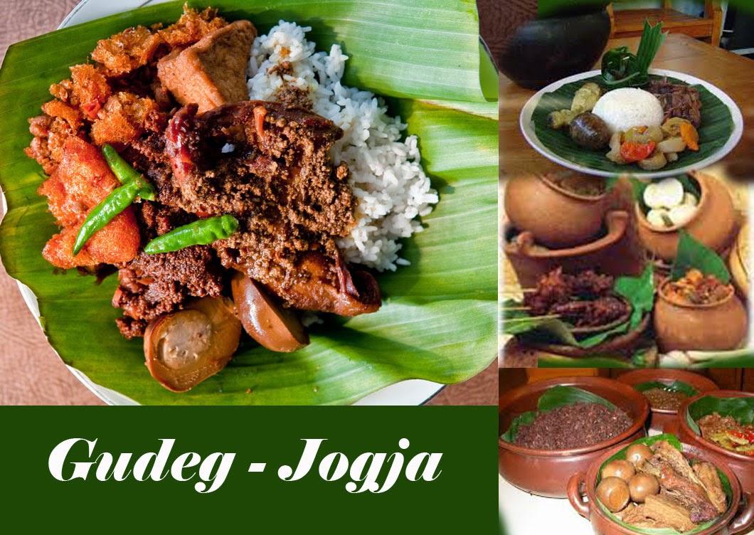 Masakan Tradisional Gudeg Khas Jogja Yogyakarta Seni Budaya