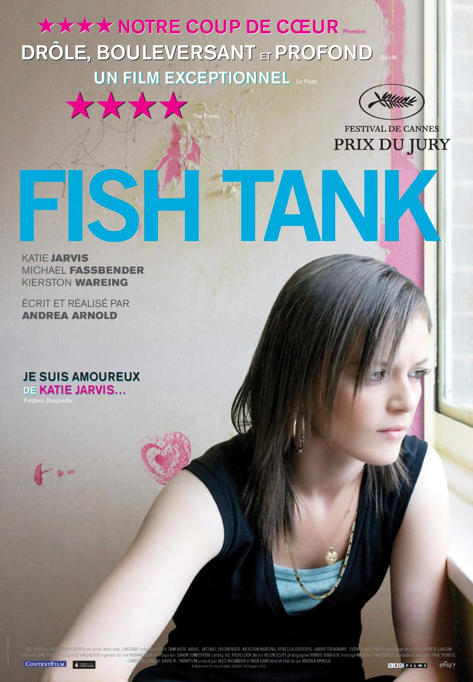 Candy and a Movie: Movie #31 Fish Tank