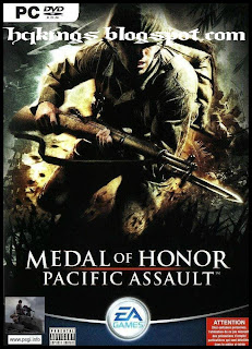 Medal of Honor: Pacific Assault PC Game Full