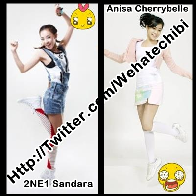 Cherrybelle plagiat