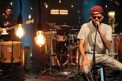 No programa desta quarta-feira (7/10), o rapper canta músicas de seu recente álbum de trabalho. Às 23h30, na TV Cultura - Foto: Tania Gonçalves