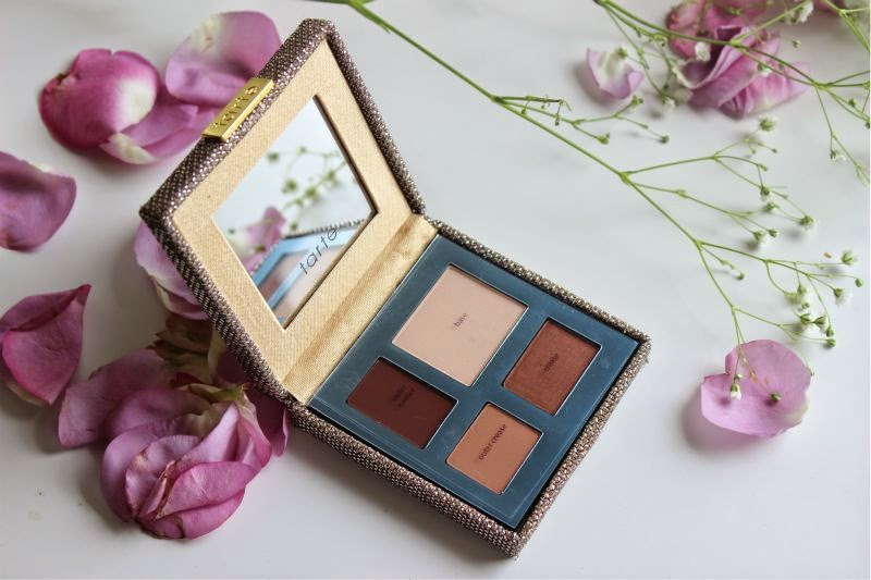 Tarte Prismatic Eye Colour Enhancing Shadow Palette in For True Blues