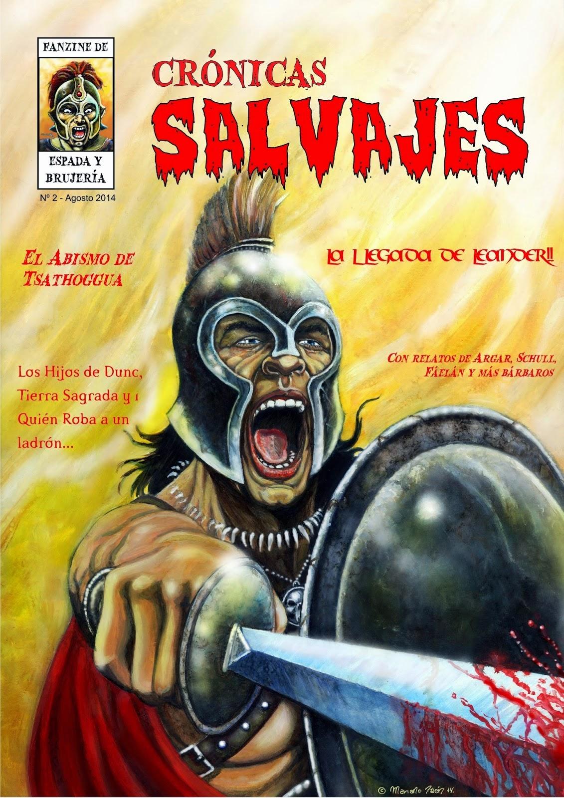 CRÓNICAS SALVAJES Nº 2