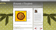 BRINCANDO E FILOSOFANDO