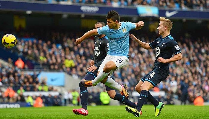 Tottenham vs Manchester City en vivo