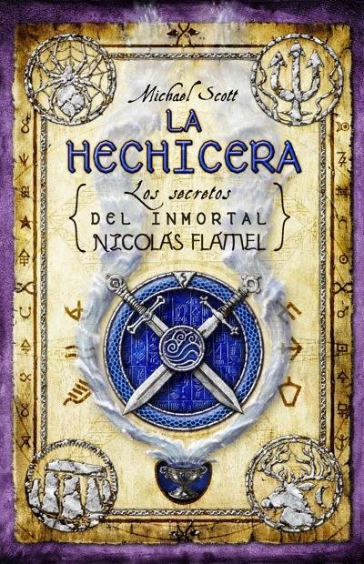 La Hechicera (Michael Scott)