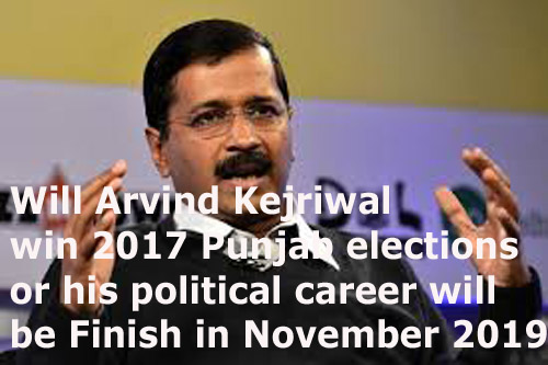 Will Arvind Kejriwal win Punjab Election?