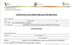 NUEVO FORMATO DE COMPATIBILIDAD