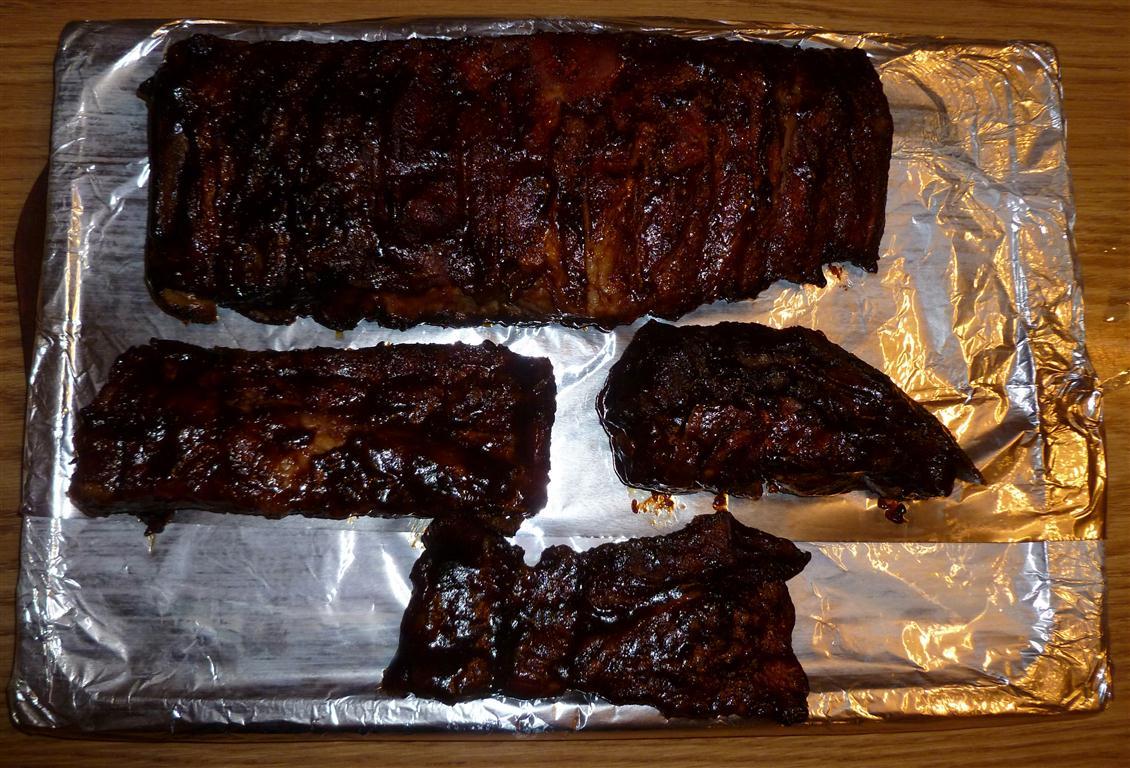how to make ribs bake