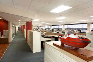 The Positives and Negatives of Office Renovation