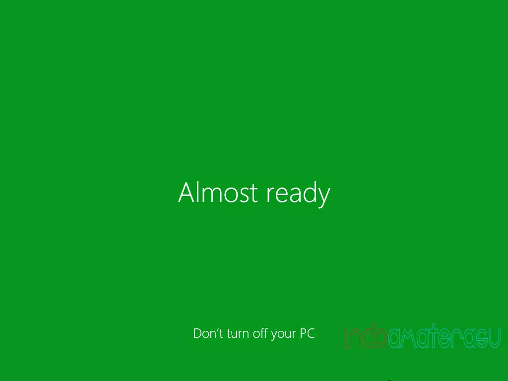 Cara install Windows 8/ 8.1 15