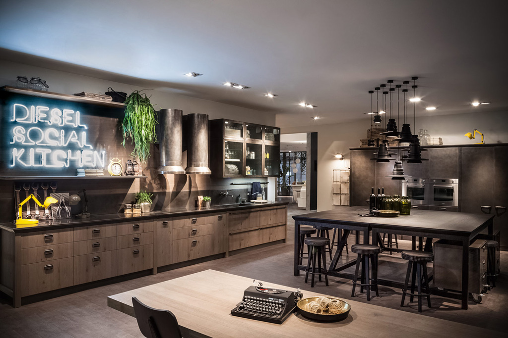 Awesome Diesel Social Kitchen Photos - Design and Ideas ...