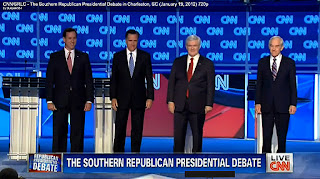 Republican Debate NBC News Tampa Florida 01/23/12 LIVE STREAMING VIDEO