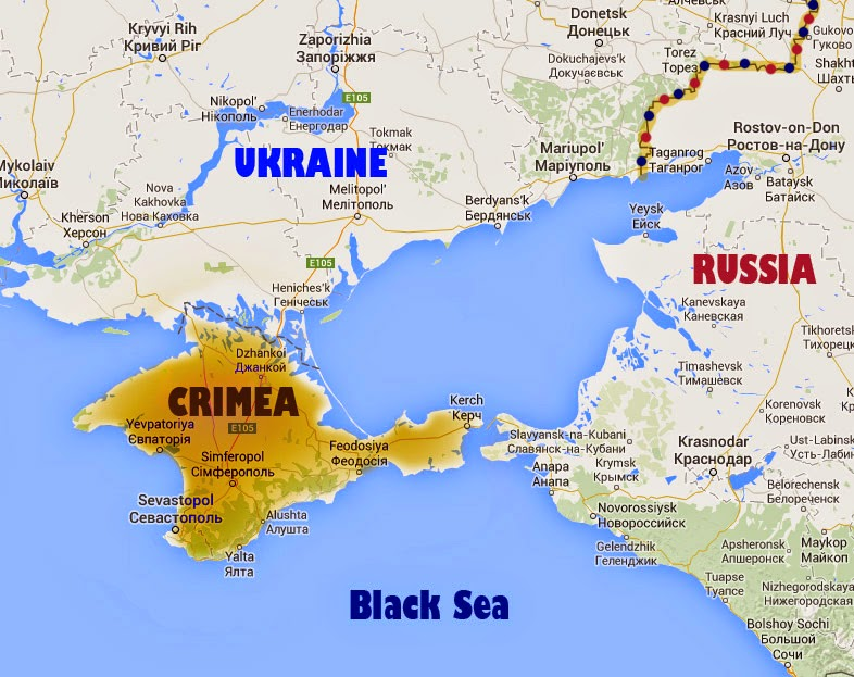 World War III / Ukraine: Crimea   aggression, invasion or
