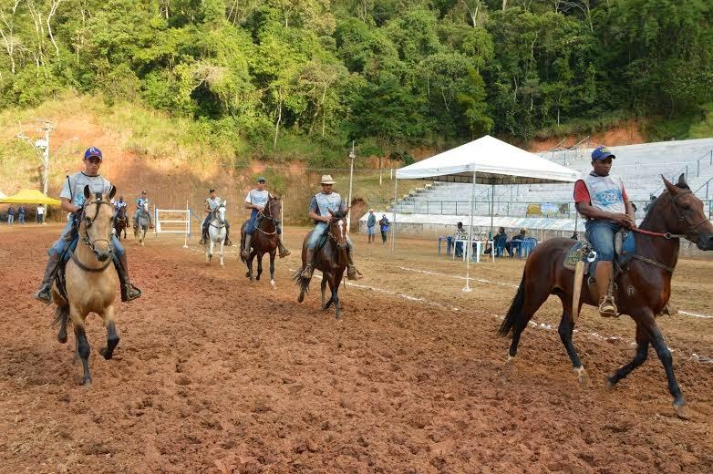 Exposição conta com participação de 162 cavalos