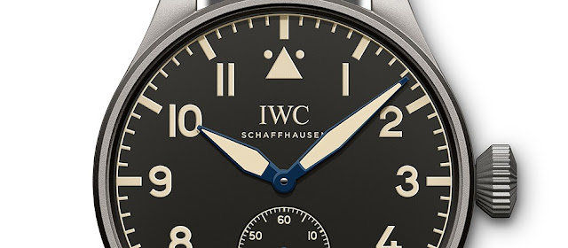 IWC Gran Reloj de Aviador Heritage