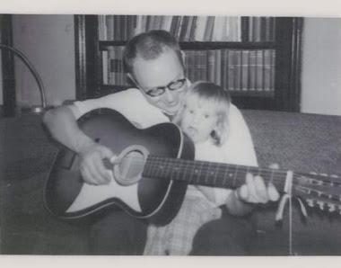 Singing with Papa