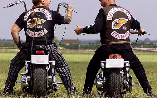 Hells Angels Motorcycles