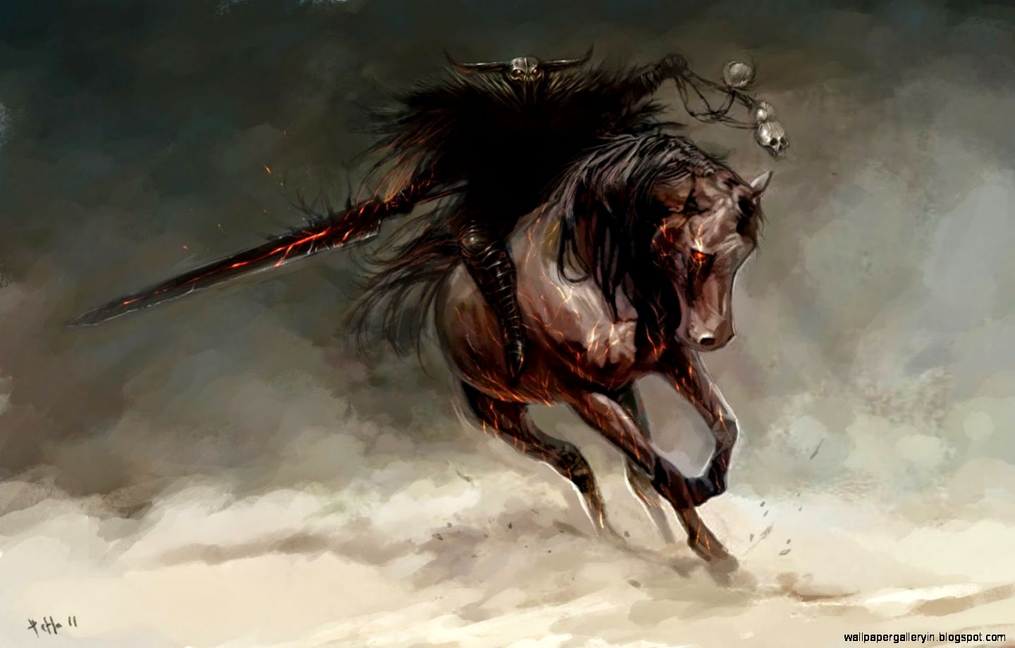 Amazing   Wallpaper Horse Assassin'S Creed - goblin-punch-march-2015  Best Photo Reference_74957.jpg