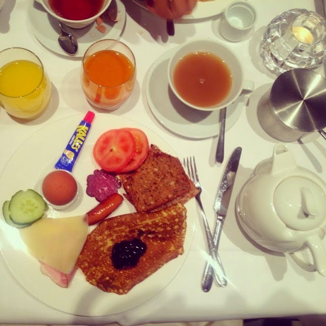 nobis stockholm breakfast