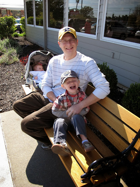 Daddy, Porter & Stella