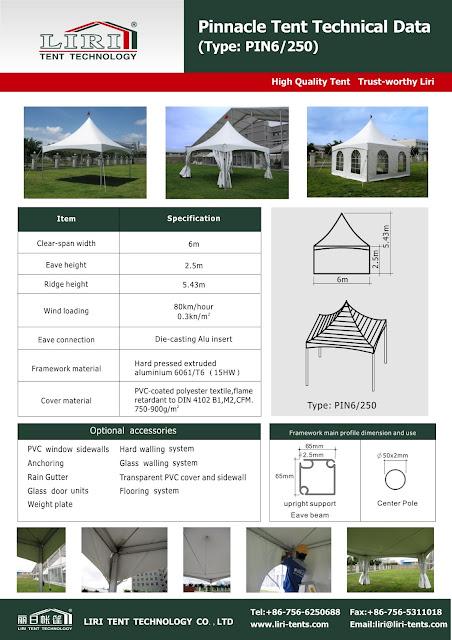 5x5 Aluminum gazebo tent