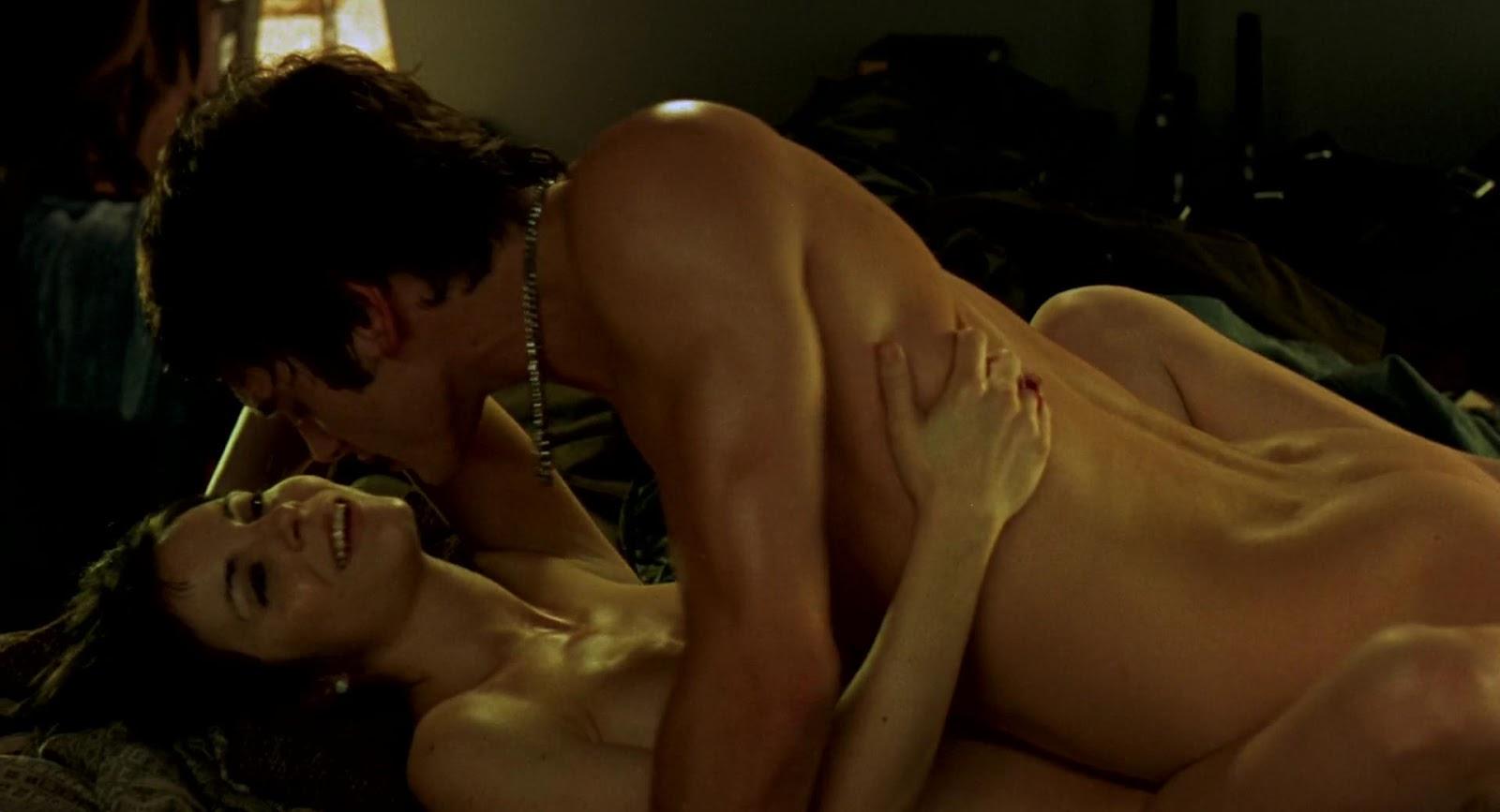 Celebrity Oral Sex Scene