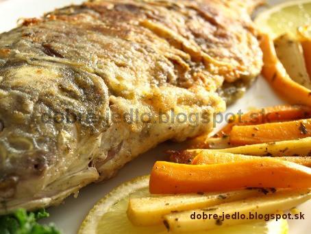 Ryba na zelenine - recepty