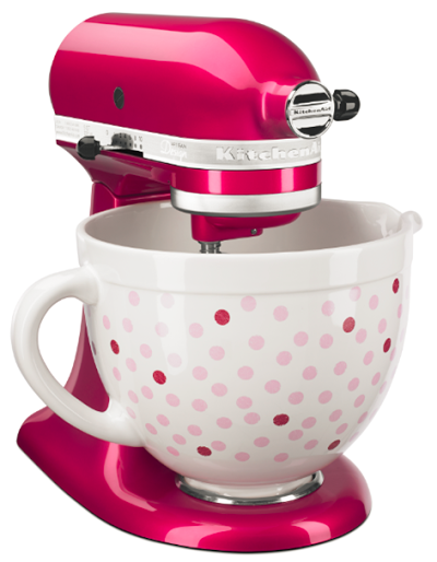Octobre rose, Kitchenaid s'engage