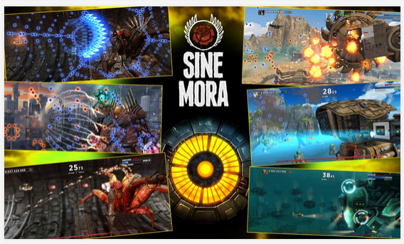 Free Download Sine Mora, Gratis Android Game