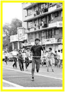 El halconazo México 1971