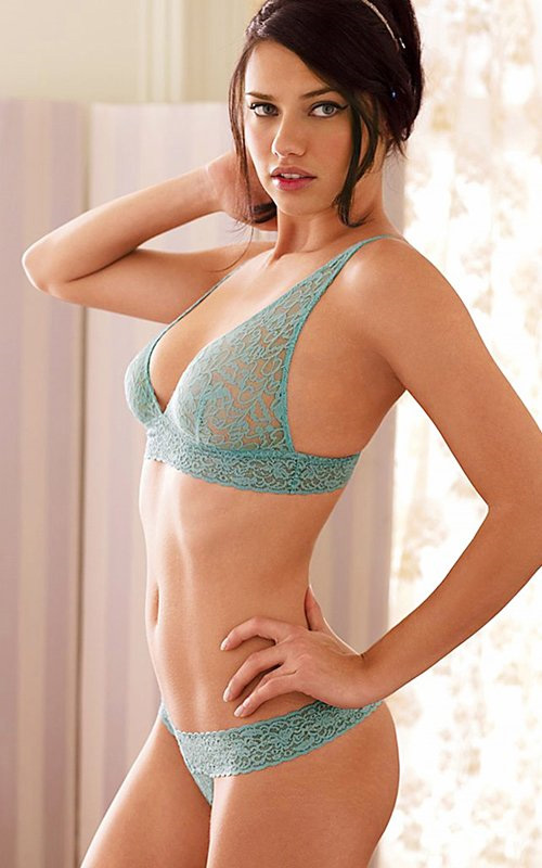 Adriana Lima, Brazilian model, Victoria's Secret, Victoria's Secret 2012,Victoria's Secret 2012 collections