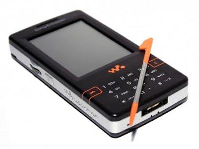 Sony Ericsson Mobile model W950i