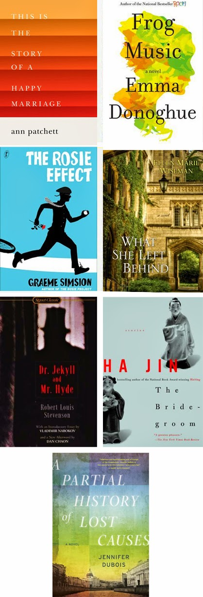 A selection of books with diversity in mind - diversity of authors, styles, topics and places.