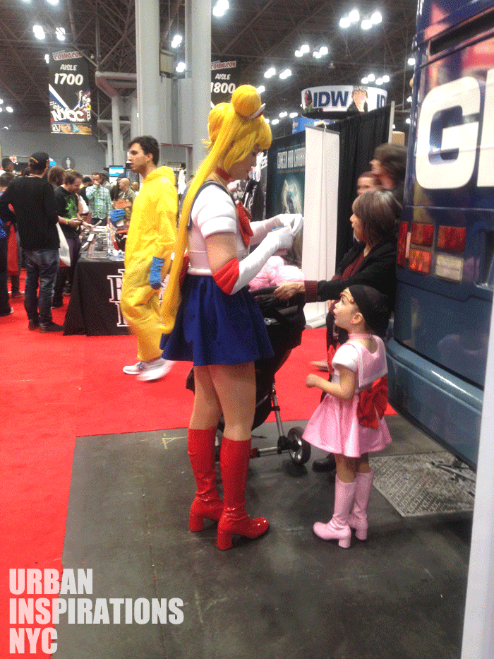 Sailor Moon, Chibi Moon, Mother, Daughter, Cosplay