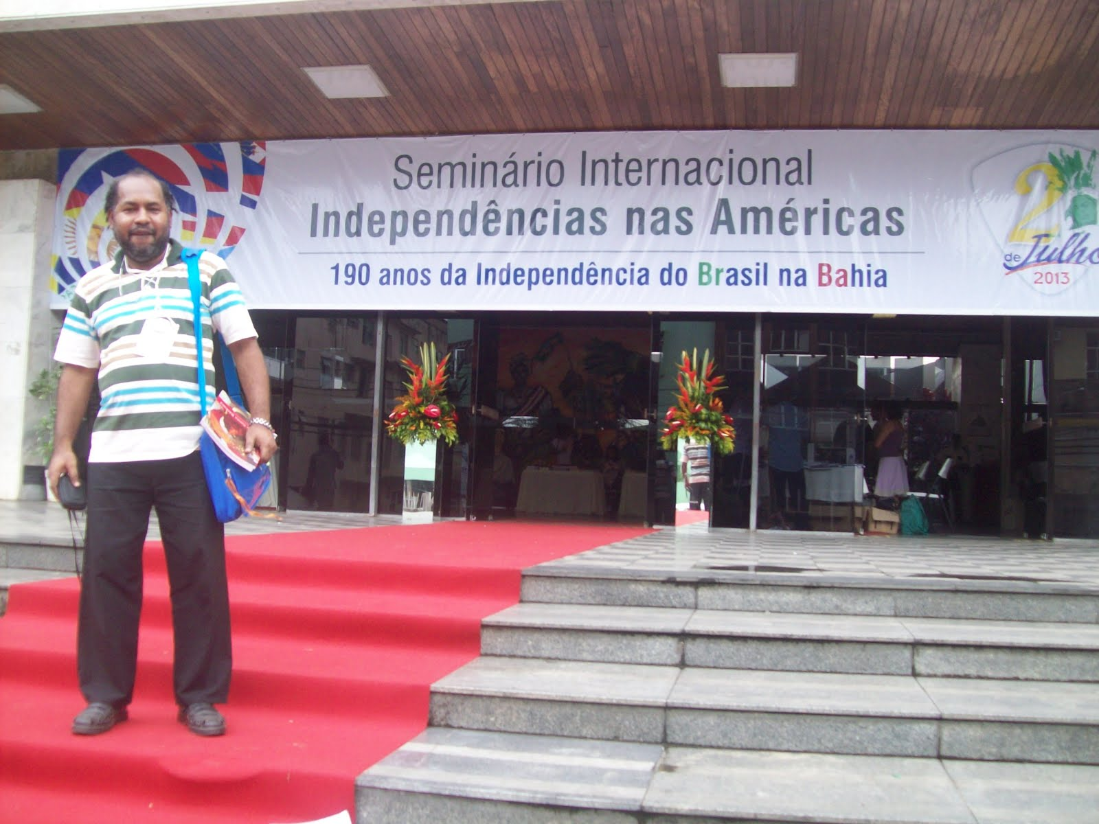 Evento organizado pela Fundação Pedro Calmon