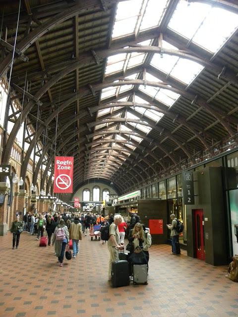 Central Station Copenhagen