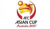 Jadwal pertandingan kualifikasi piala Asia 2015