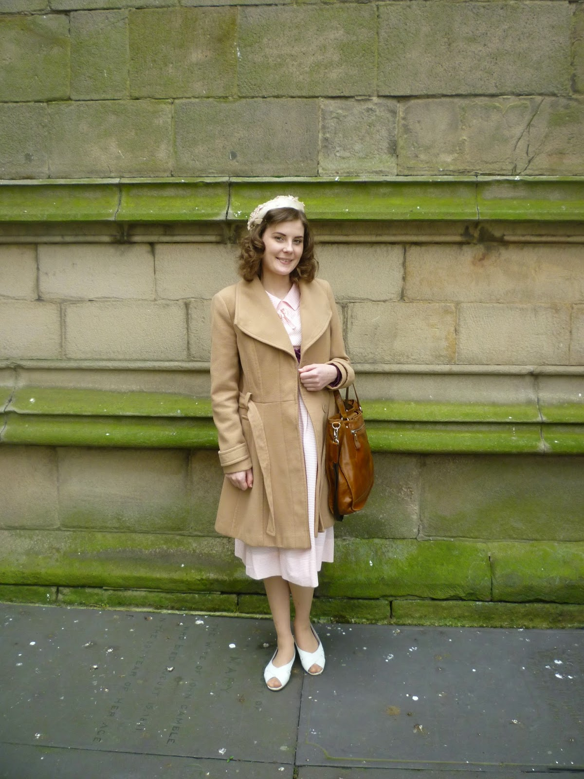 vintage outfit via lovebirds vintage