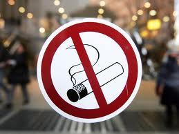 Los anuncios de tabaco están prohibidos