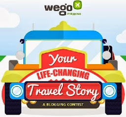 "Please Like / Share my Entry for Wego's ""Your Life-Changing Travel Story"""