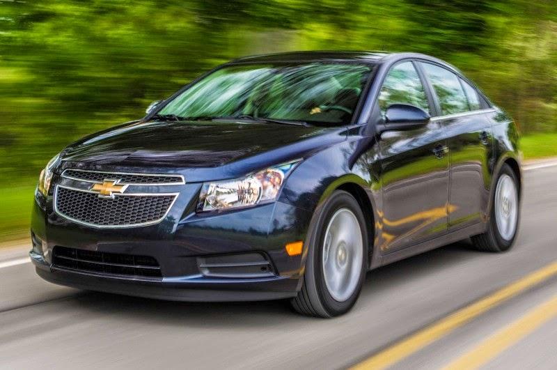 Novo Chevrolet Cruze 2014 fotos