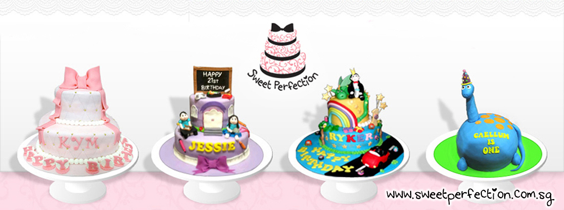 Sweet Perfection Cakes Gallery