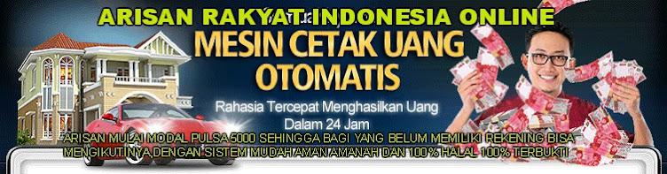 PROGRAM ARISAN RAKYAT INDONESIA SEJAHTRA