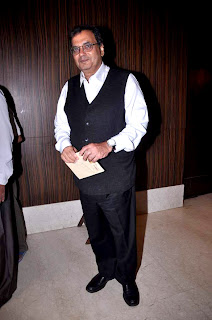 Subhash Ghai at Unveil of  'Its Only Cinema' magazine